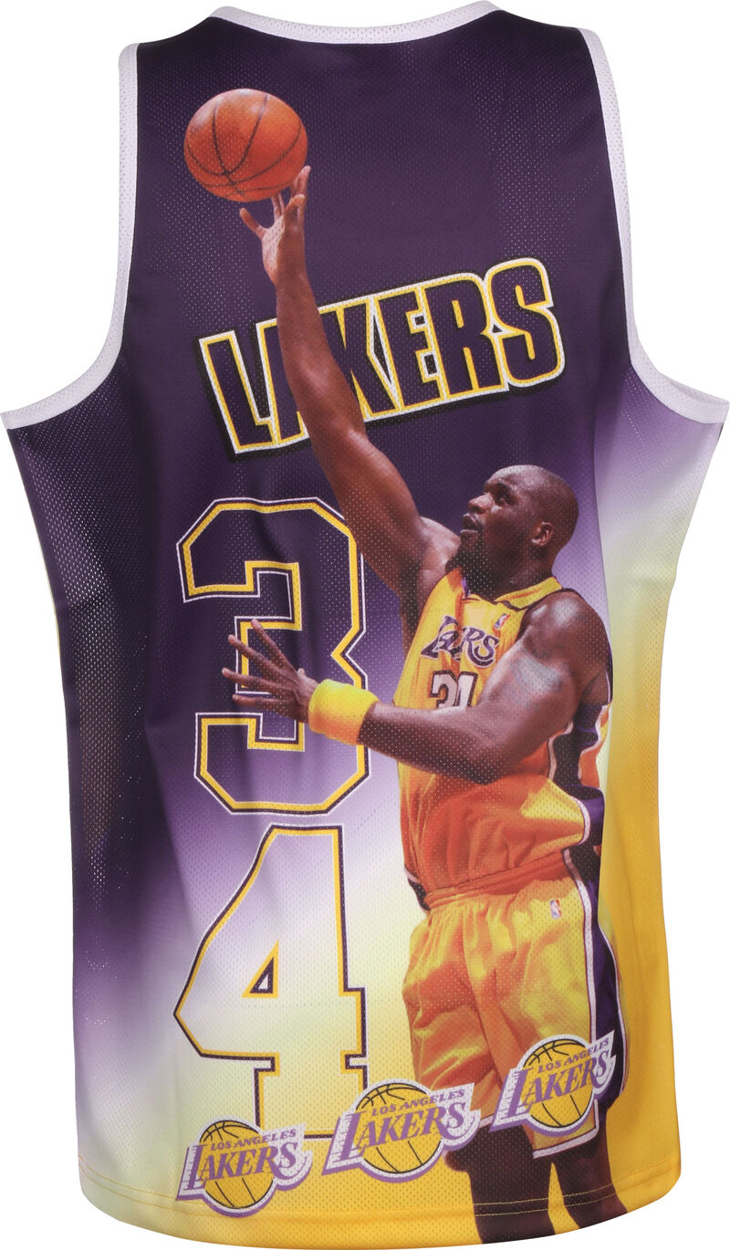 Los Angeles Lakers- Shaquille O´Neal