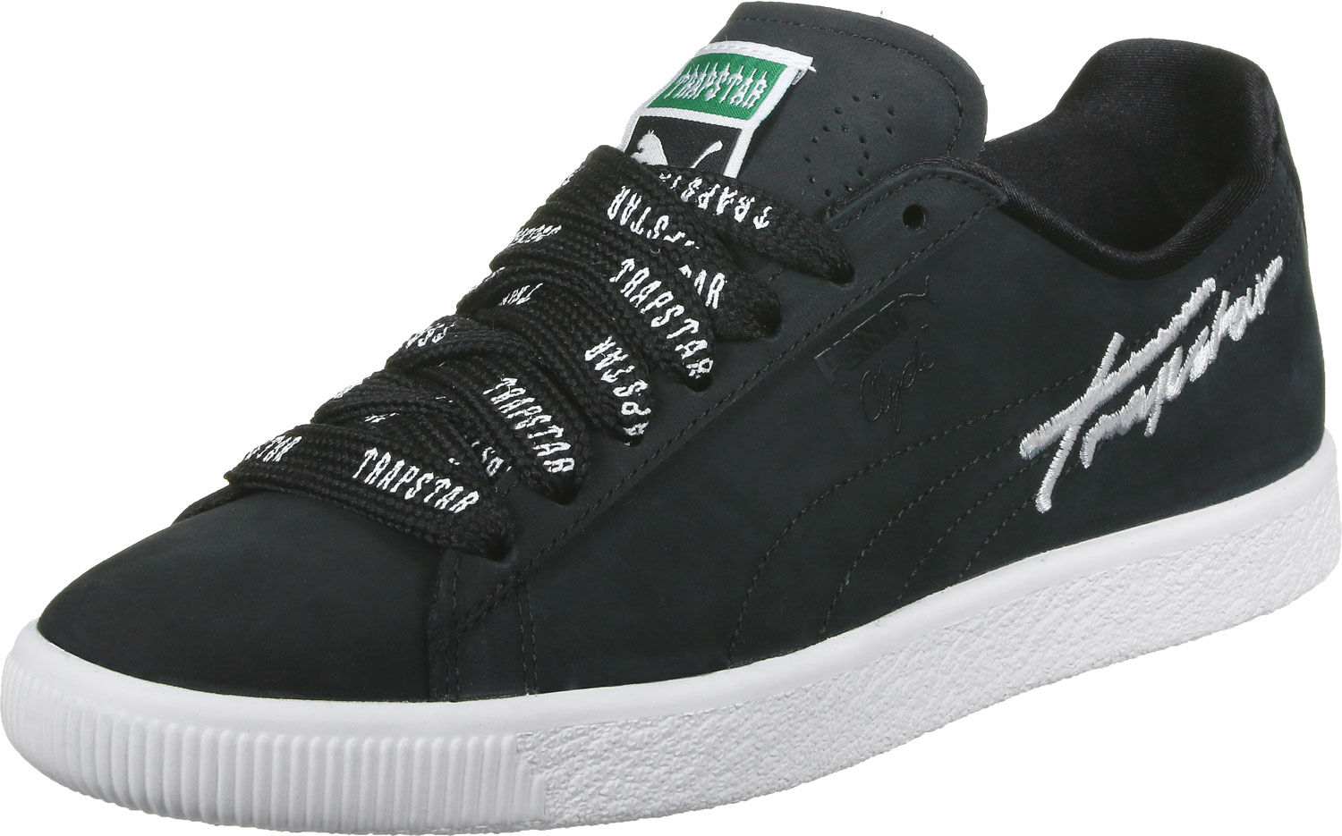 Puma x Trapstar Clyde Bold - Sneakers