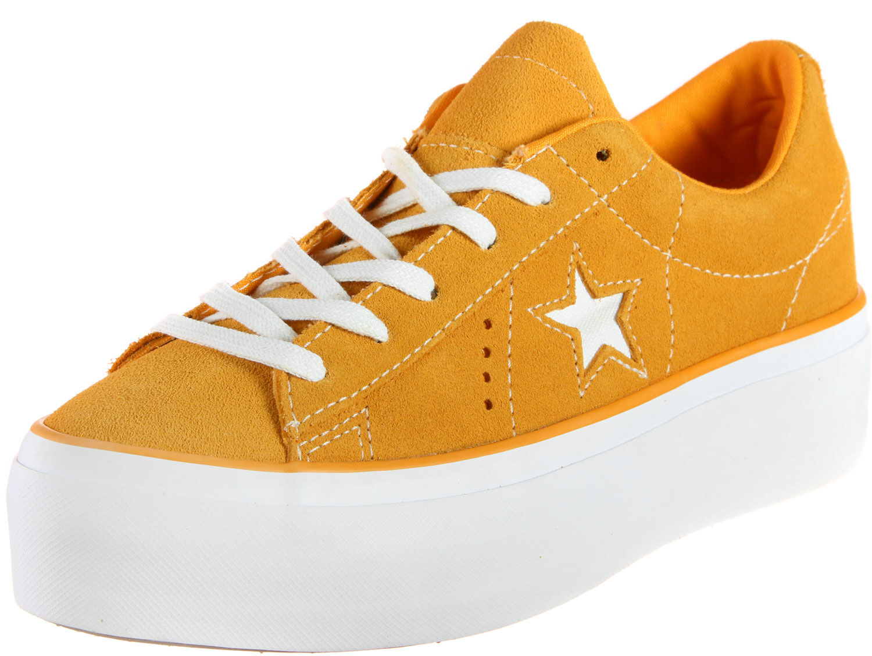 Converse One Star Platform Ox W