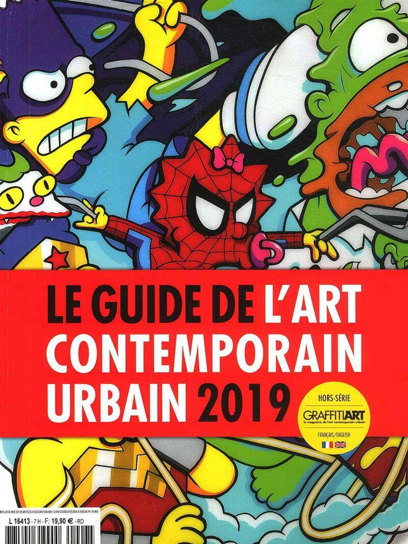 Annual Guide of Urban Contemporary Art 2019