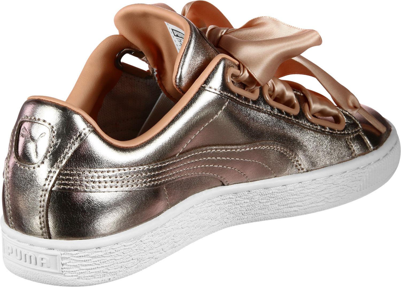 Puma Basket Heart Luxe W - Sneakers Low