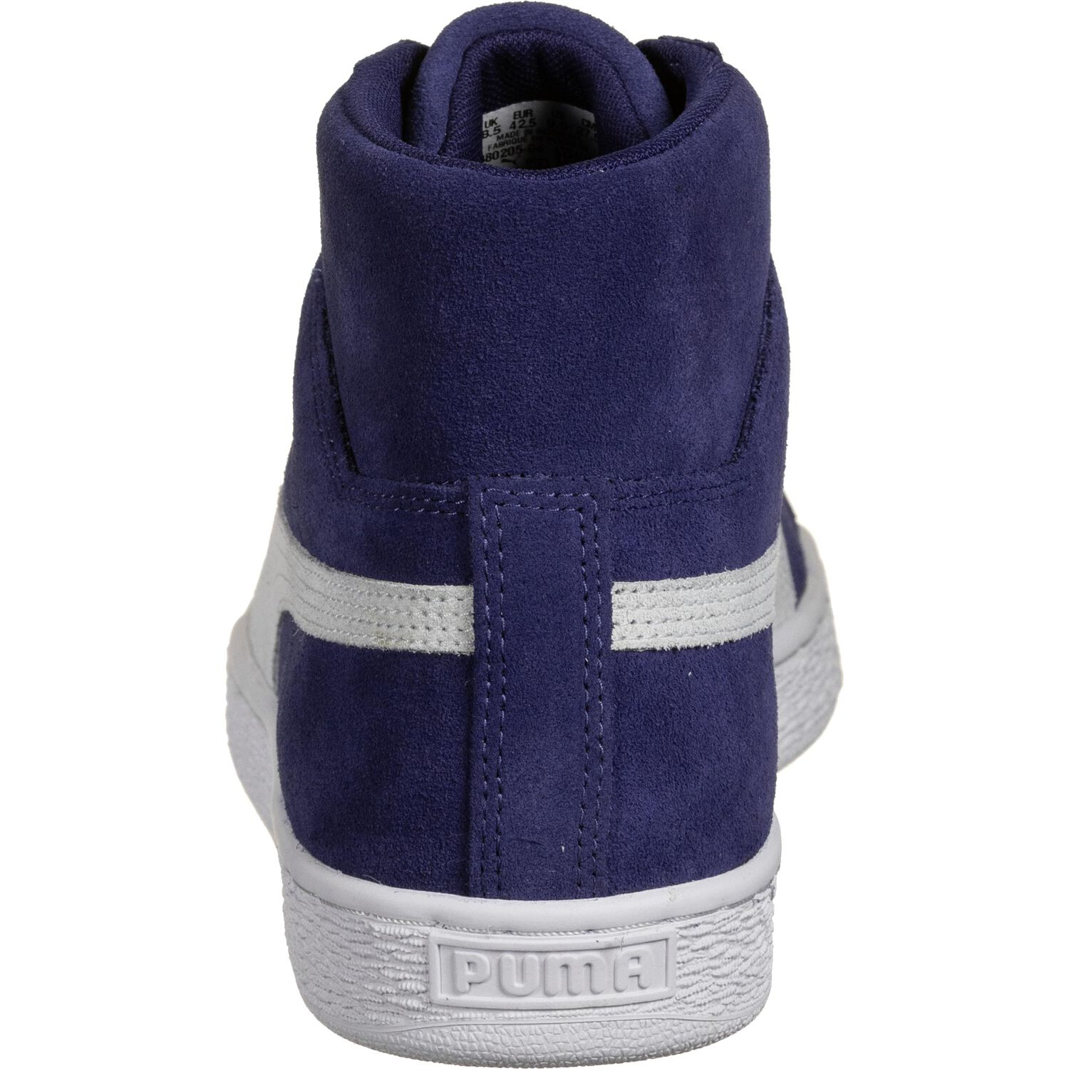 Suede Mid XXI