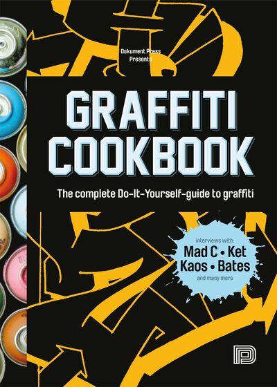 Graffiti Cookbook Softcover