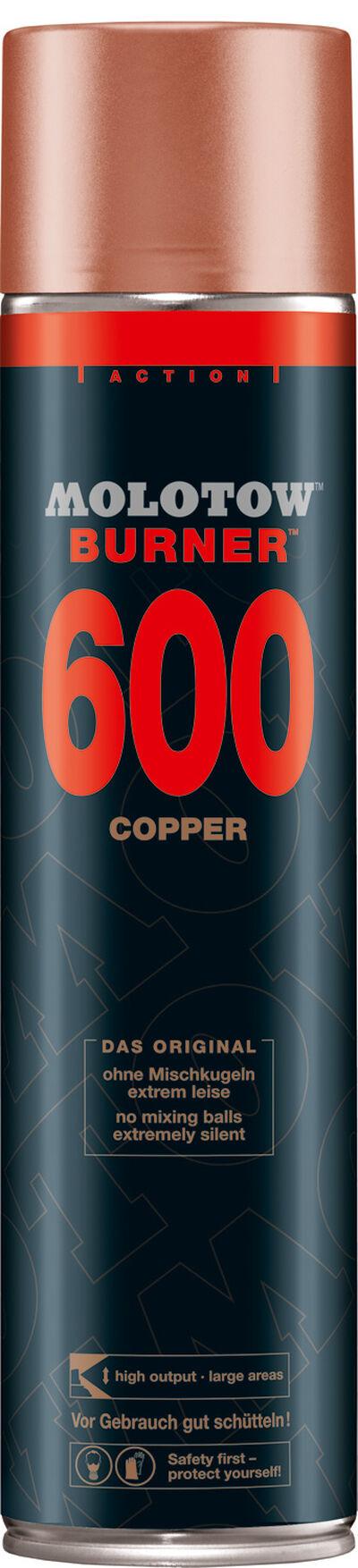 Burner Kupfer 600