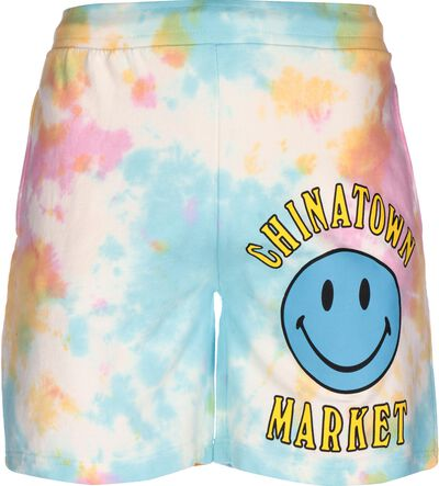Smiley Multi Tie Dye