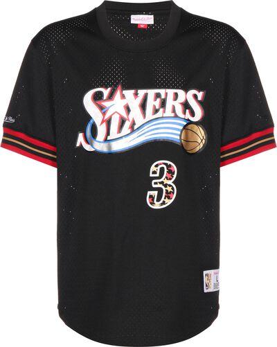 Name & Number Philadelphia 76ers Allen Iverson