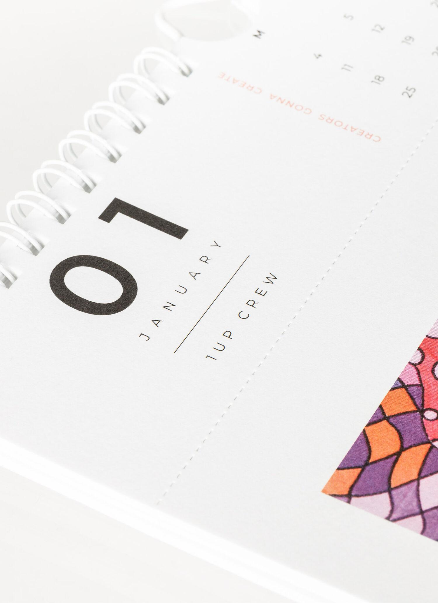 Artist Calendar 2021