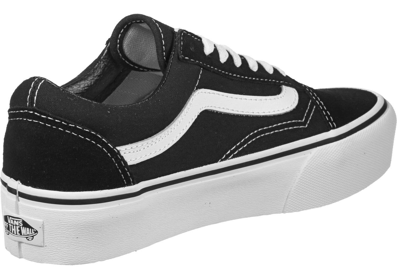 Vans Old Skool Platform - Sneakers Low at Stylefile