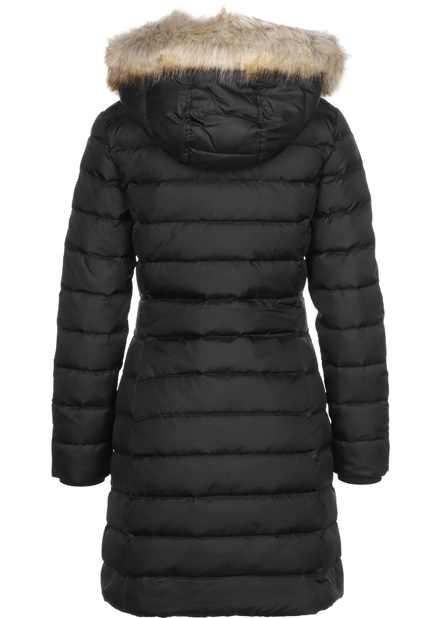 Essential Hooded Down