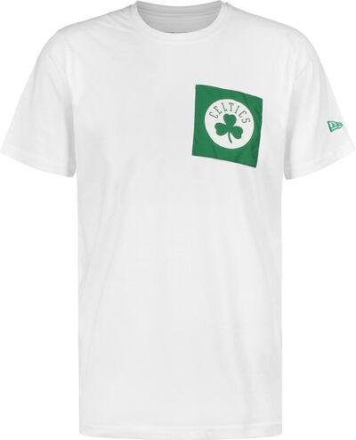 NBA Square Logo Boston Celtics