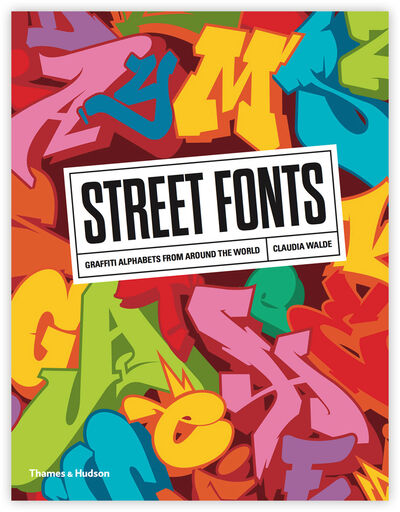 Street Fonts English Softcover