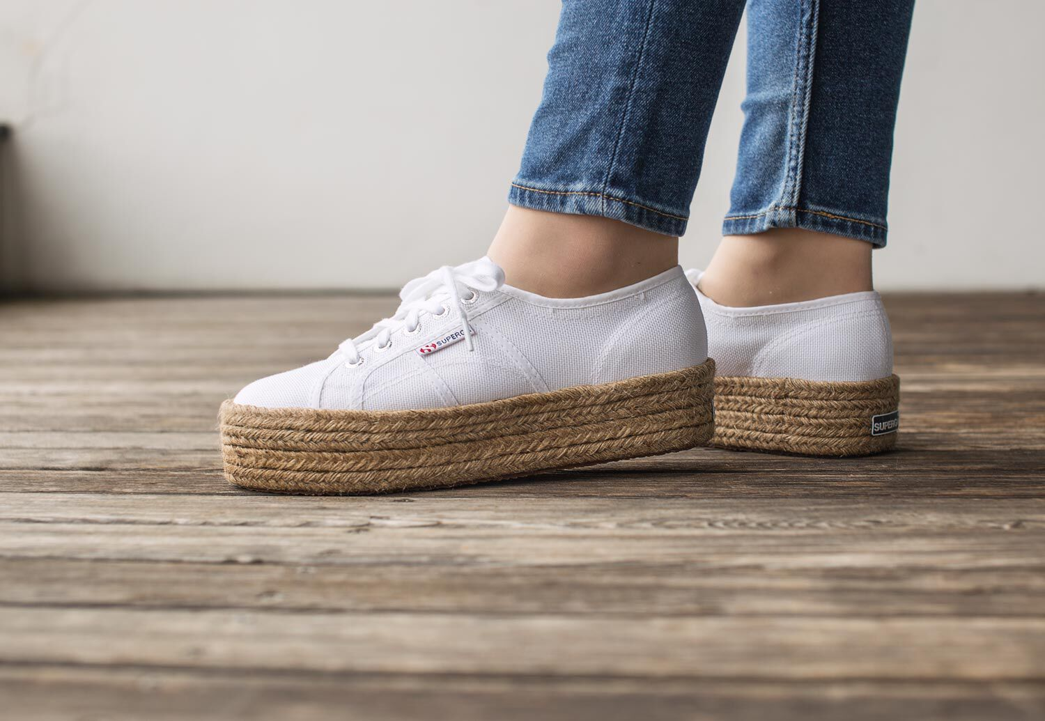 Superga 2790 Cotropew W - Sneakers Low