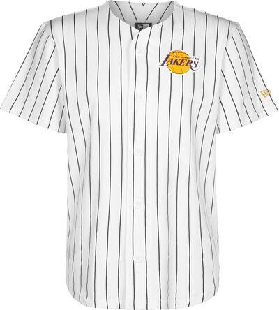 Laker Pinstripe Baseball Jersey