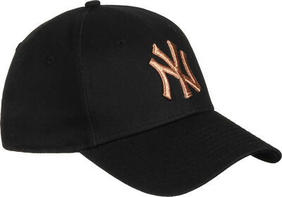 Metallic Logo 9Forty New York Yankees W
