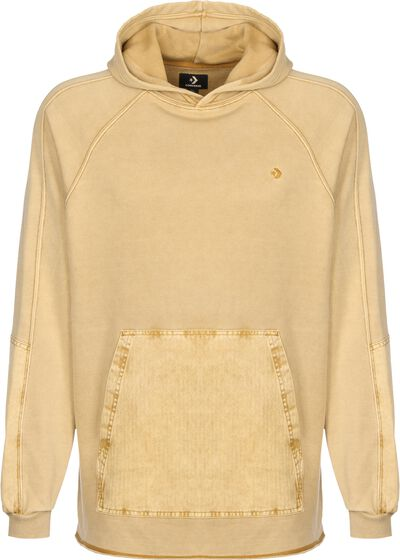 Washed Jersey Pullover