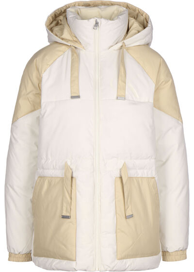 Eco Blocking Puffer