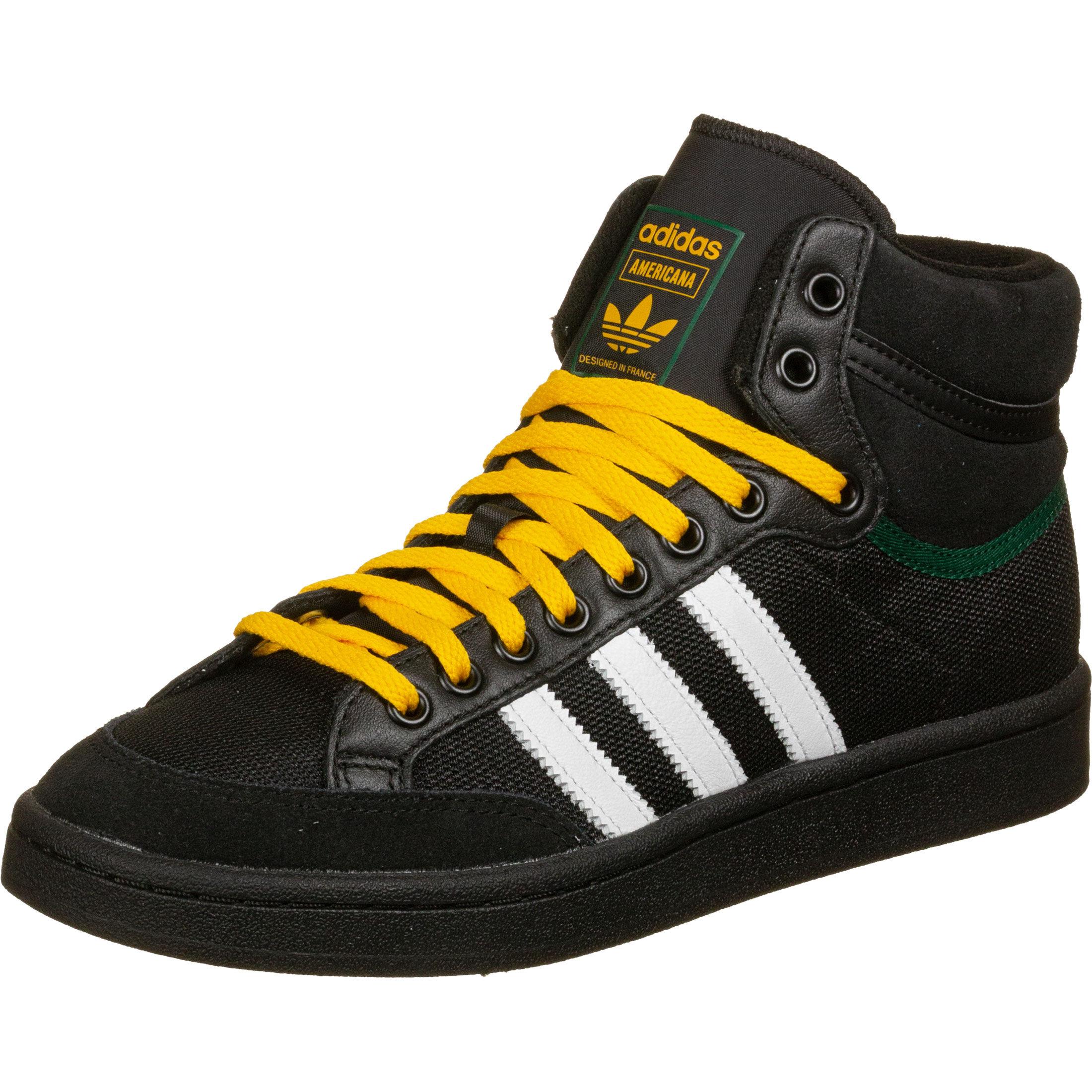 Propio Acuerdo Rubicundo  adidas Americana Hi - Sneakers Low at Stylefile