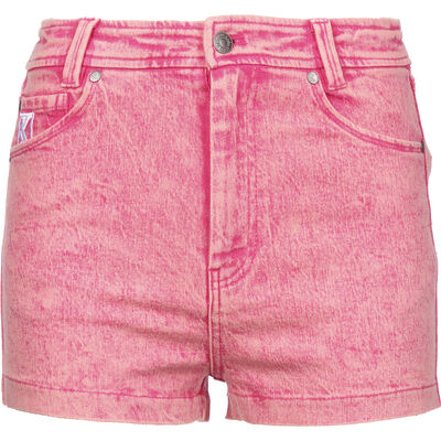 Retro Denim Shorts