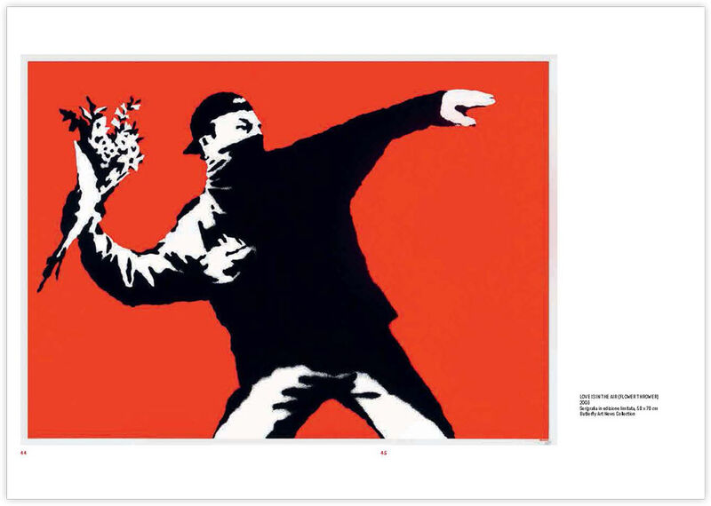 A Visual Protest: The Art of Banksy - Deutsch