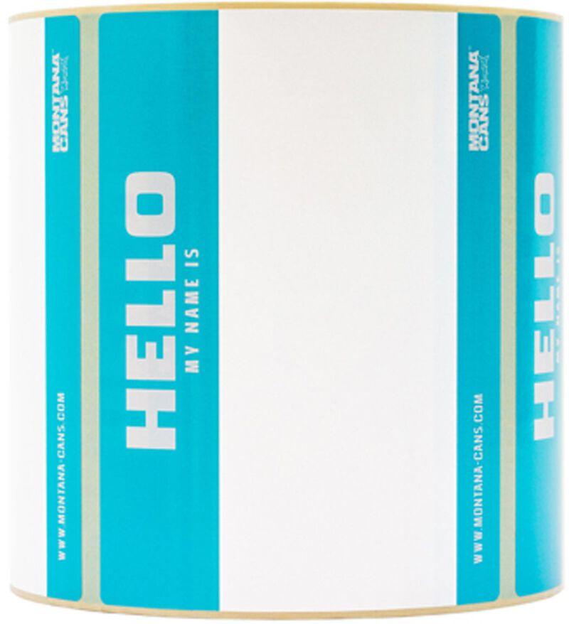 Hello My Name Is… 500 pcs