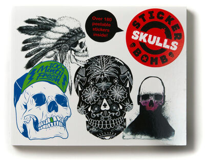 Sticker Bomb Skulls