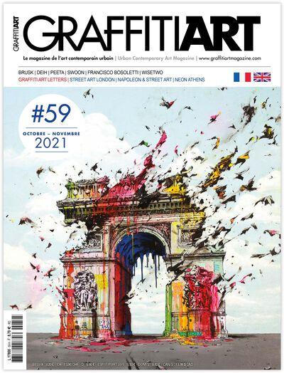 Graffiti Art #59 - France