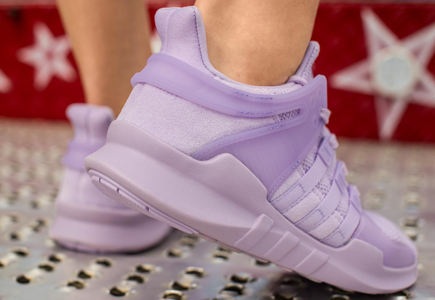 adidas women s eqt support adv w fitness shoes purple