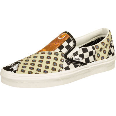 Tiger Patchwork UA Classic Slip-On