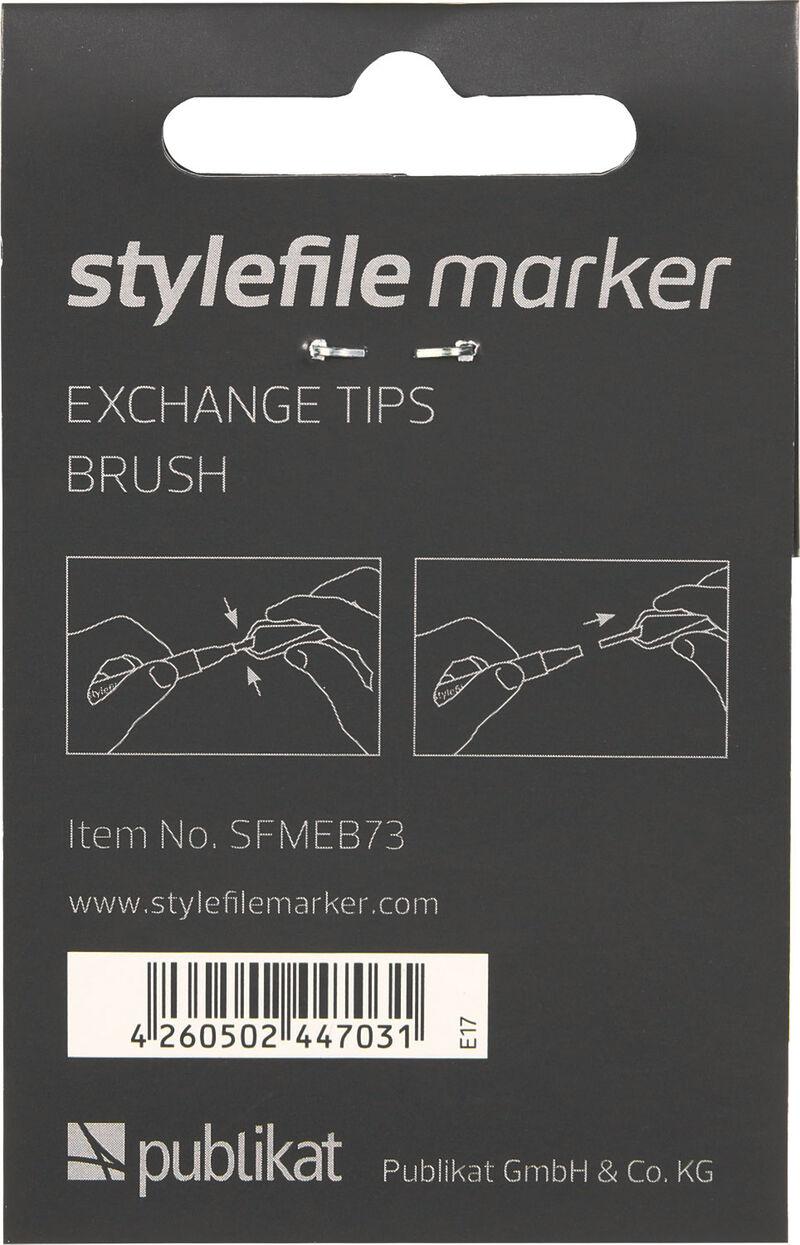 3x Brush