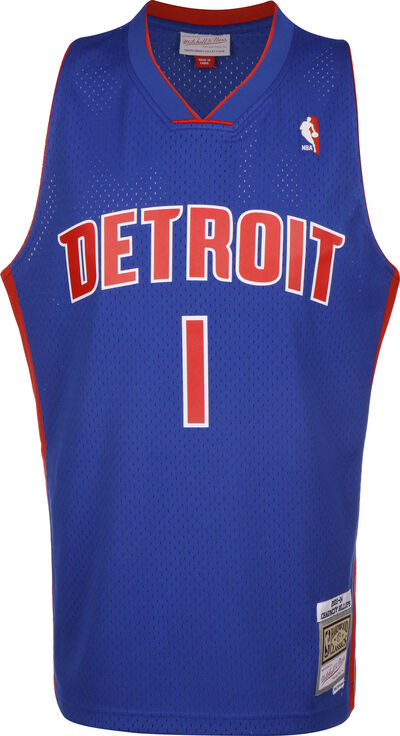 2003-04 Detroit Pistons Swingman Chauncey Billups