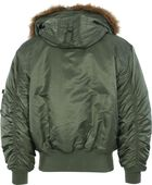 45 P Hooded
