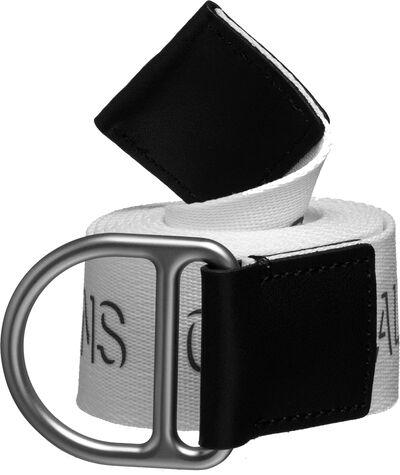 Slider D-Ring Webbing