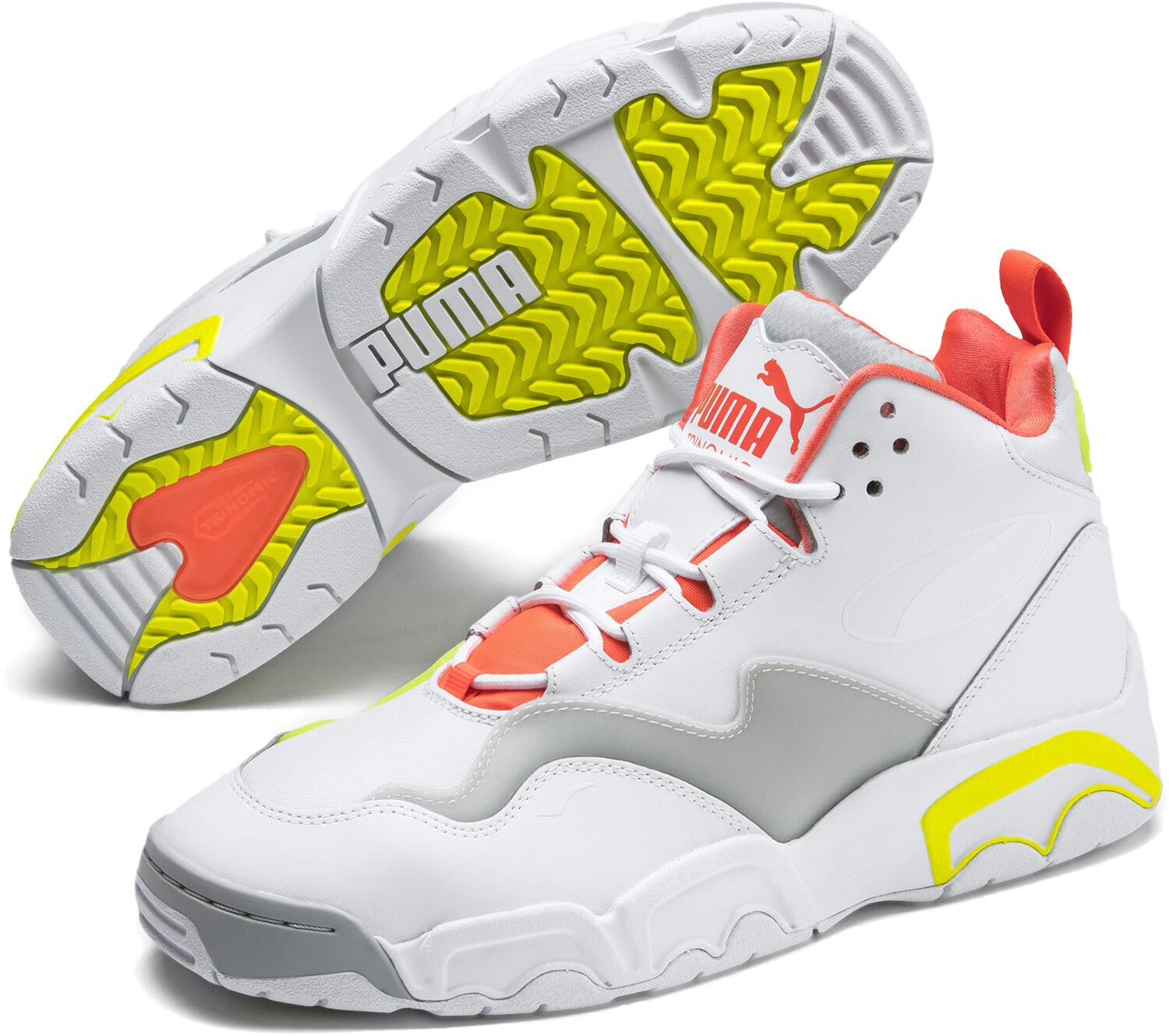 Puma Source Mid Buzzer - Sneakers Low