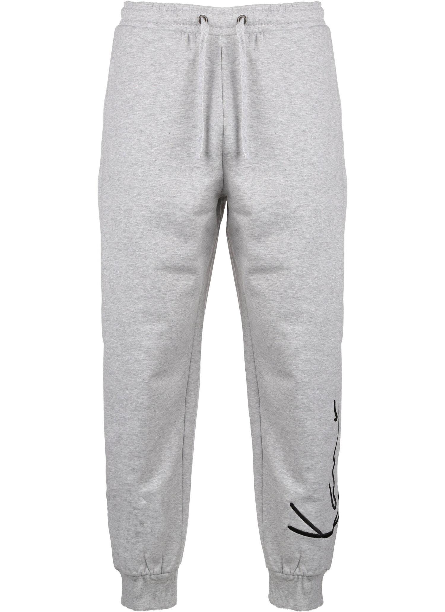 Karl Kani Signature Retro Sweatpants black//white