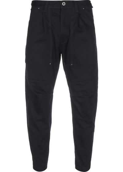 Fatigue Relaxed Tapered