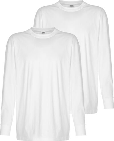 Tall Tee L/S 2-Pack