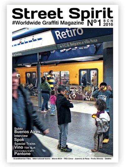 Street Spirit Magazine #1