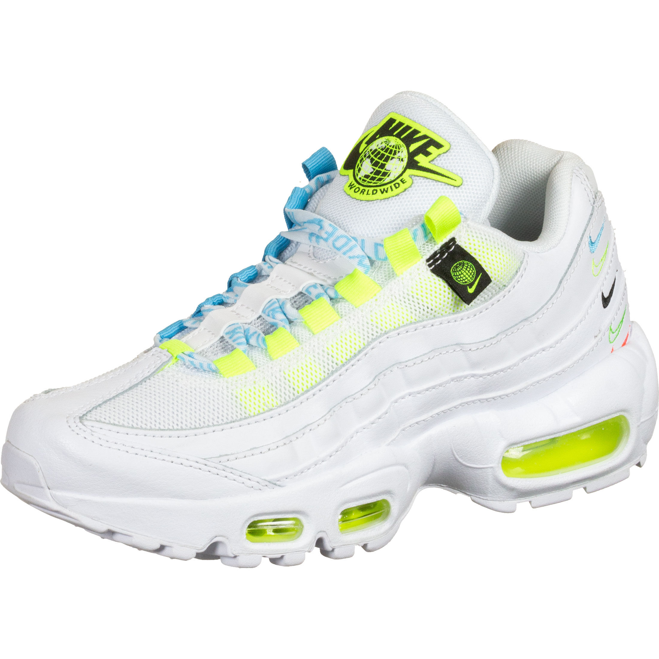 Series de tiempo Oxidar elección  Nike Air Max 95 SE Worldwide - Sneakers Low at Stylefile
