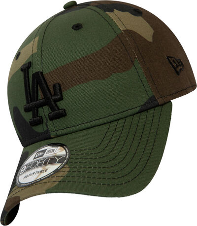 Camo Essential 9Forty Los Angeles Dodgers