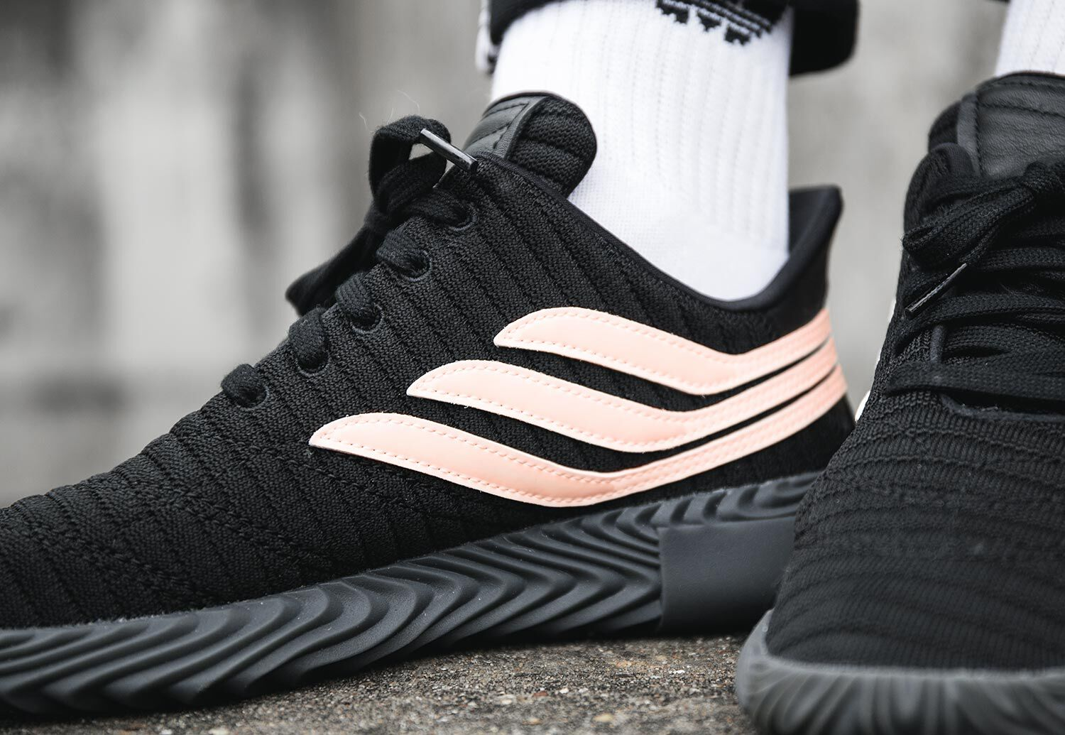 adidas Sobakov - Sneakers Low at Stylefile