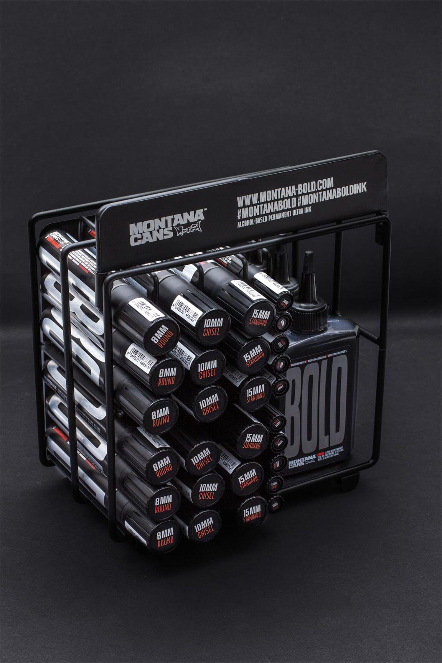BOLD Marker & Refill Rack