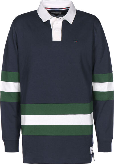 Pieced Striped Rugby