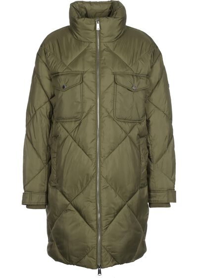 Diamond Quilted