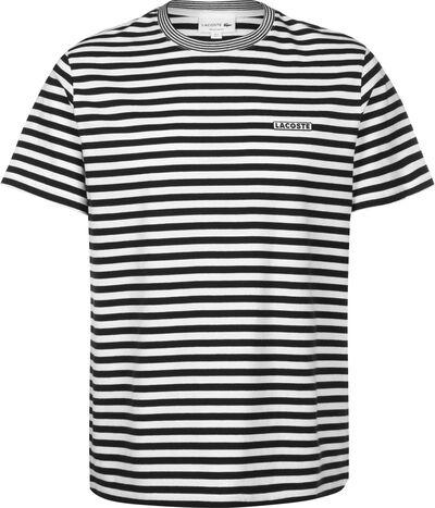 white black striped