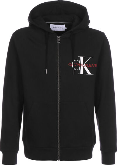 Zip Thru Monogram