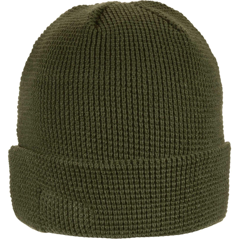 Colour Waffle Knit