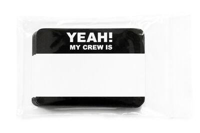 Yeah! My Crew is… 50 pcs
