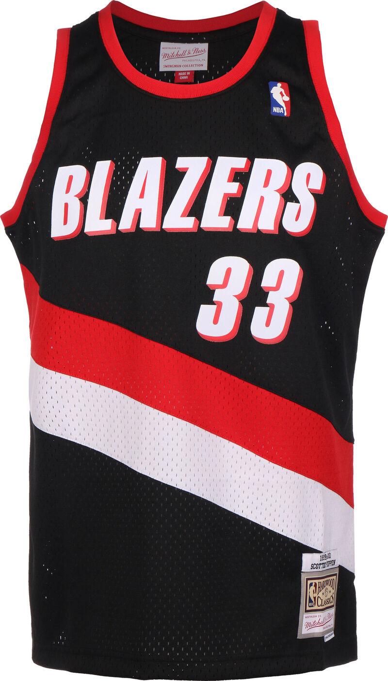 1999-00 Portland Trail Blazers-Scottie Pippen