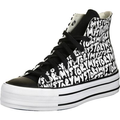 Chuck Taylor All Star Platform My Story