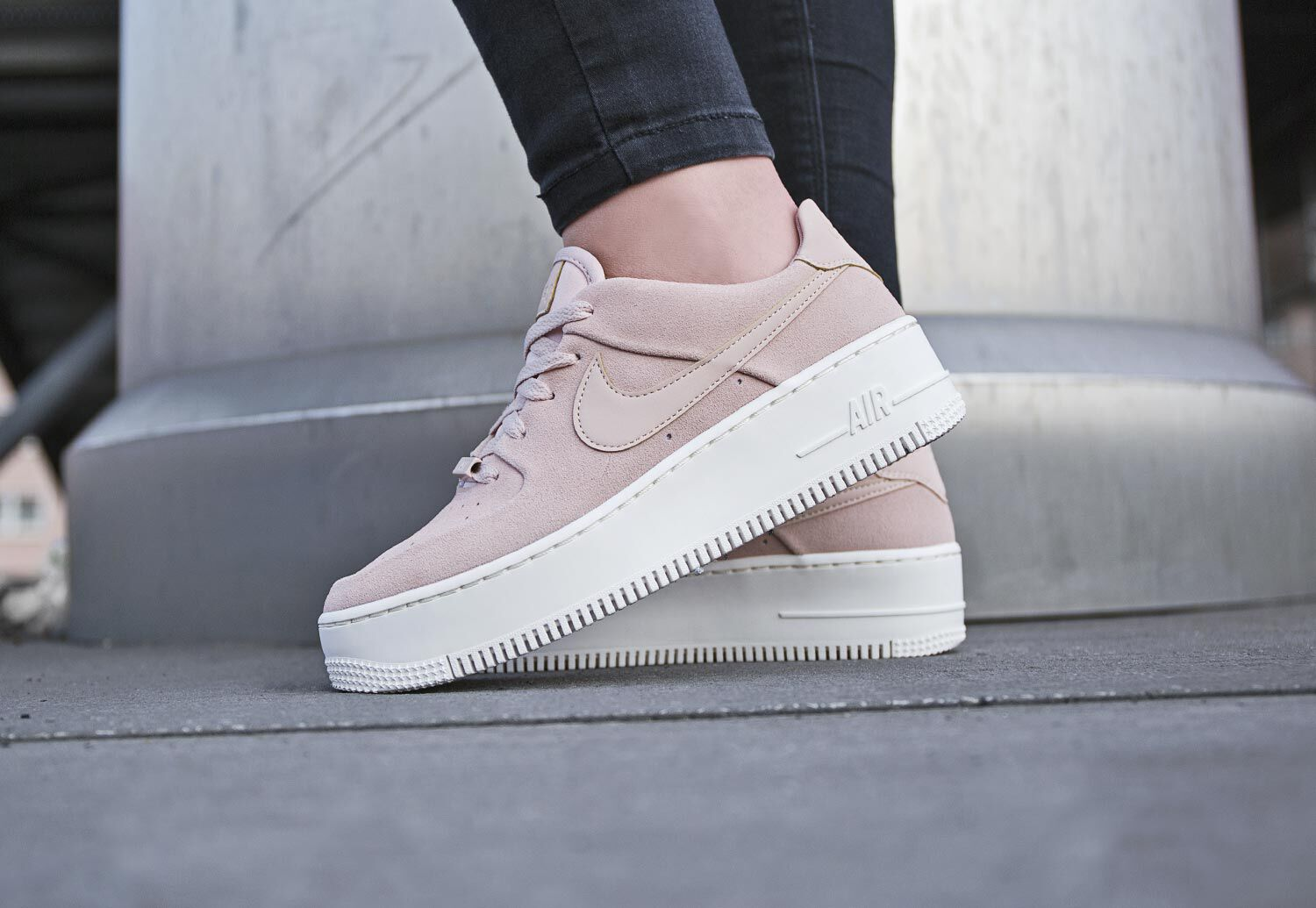 Nike Air Force 1 Sage Low W Sneakers Low At Stylefile